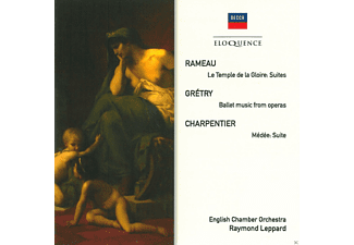 English Chamber Orchestra - Rameau: Le Temple De La Gloire /  Grétry: Ballet Music From Operas / Charpentier: Médée Suite - (CD)