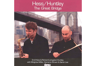 Emil Hess, Richard Livingston Huntley - The Great Bridge - (CD)
