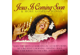 VARIOUS - Jesus Is Coming Soon & More Gospel Songs - (CD)