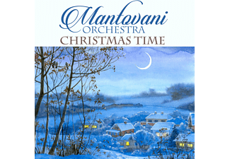 The Mantovani Orchestra - Mantovani Orchestra Christmas Time [CD]
