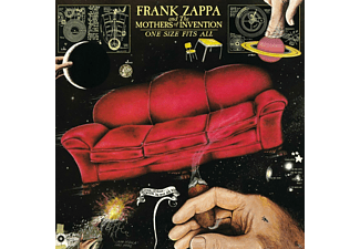 Frank Zappa - One Size Fits All - (Vinyl)