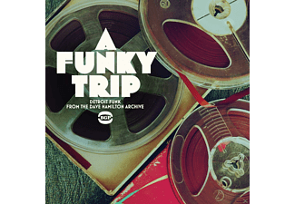 VARIOUS - A Funky Trip-Detroit Funk From The Dave Hamilton [Vinyl]