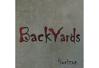 Backyards - Horizon - (CD)