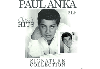 Paul Anka - SIGNATURE COLLECTION - CLASSIC HITS - (Vinyl)