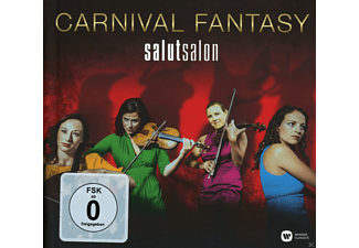 Salut Salon - Carnival Fantasy – Karneval der Tiere - (CD + DVD Video)