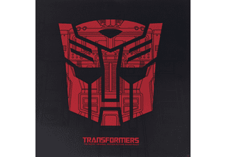 VARIOUS - Transformers The Movie Soundtrack - (Vinyl)