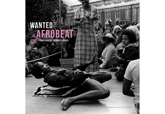 VARIOUS - Wanted Afrobeat - (Vinyl)