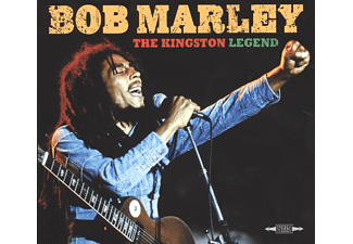 Bob Marley - The Kingston Legend - (CD)