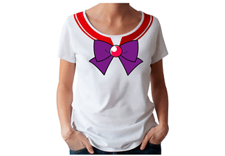 Sailor Moon Cosplay Girlie Shirt Sailor Mars L