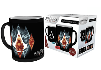 Assassin's Creed Tasse Legacy mit Thermoeffekt