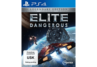 Elite Dangerous - Legendary Edition - PlayStation 4