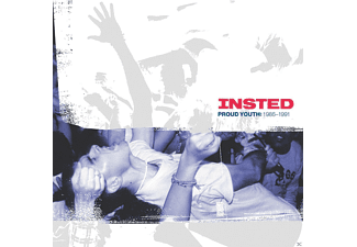 Insted - PROUD YOUTH - (LP + Download)