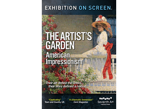 Exhibition On Scrren - The Artist's Garden - (DVD)