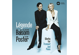 Alison Balsom, Tom Poster - Légende - (CD)