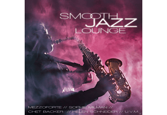 VARIOUS - Smooth Jazz Lounge - (CD)