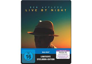 Live By Night (Steelbook) - (Blu-ray)