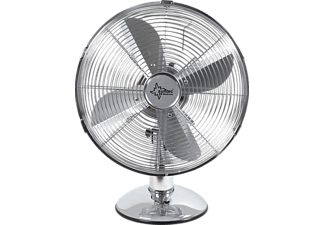 SUNTEC 11979 Cool Breeze 3.000 TVM Tischventilator Weiß (35 Watt)