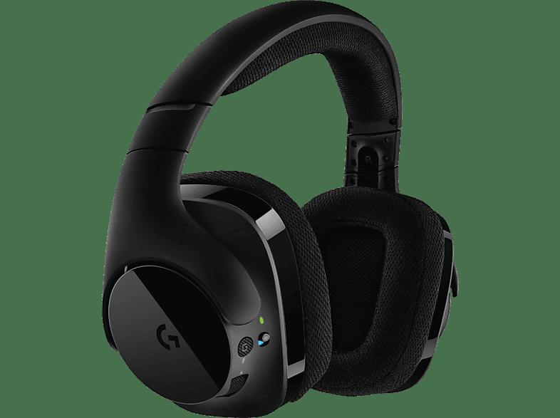LOGITECH G533 Wireless Gaming Headset gaming απογείωσε την gaming εμπειρία ακουστικά gaming