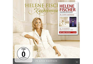 Helene Fischer - Zaubermond (Platin Edition-Limited) [CD + DVD Video]