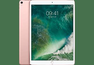 APPLE MQF22FD/A iPad Pro Wi-Fi + Cellular, Tablet mit 10.5 Zoll, 64 GB Speicher, LTE, iOS 10, Rose Gold