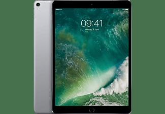 APPLE MQEY2FD/A iPad Pro Wi-Fi + Cellular, Tablet mit 10.5 Zoll, 64 GB Speicher, LTE, iOS 10, Space Grey