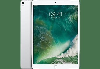 APPLE MQF02FD/A iPad Pro Wi-Fi + Cellular, Tablet mit 10.5 Zoll, 64 GB Speicher, LTE, iOS 10, Silber