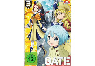 Gate - Vol. 3 - (DVD)