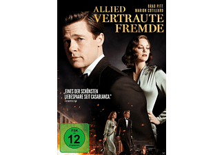 Allied – Vertraute Fremde - (DVD)
