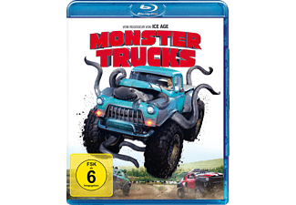 Monster Trucks - (Blu-ray)