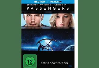 Passengers (Steelbook) - (Blu-ray)