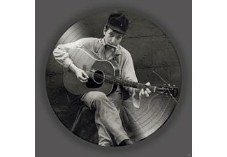 Bob Dylan - FIRST ALBUM (PICTURE DISC) - (Vinyl)