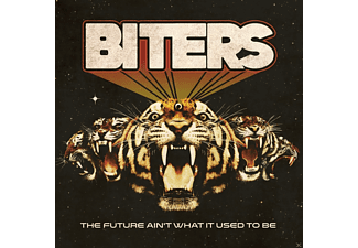 Biters - Future Ain't What It Used To B - (CD)