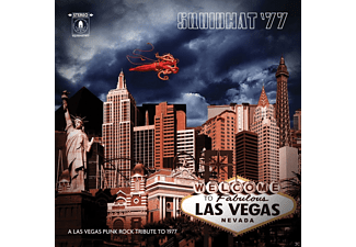 VARIOUS - Squidhat '77: A Las Vegas Punk Rock Tribute (...) - (CD)