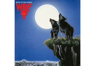 Wolf - Edge Of The World (White Vinyl) - (Vinyl)
