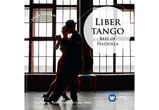 Tango For Four Quartet - Libertango-Best of Piazzolla - (CD)