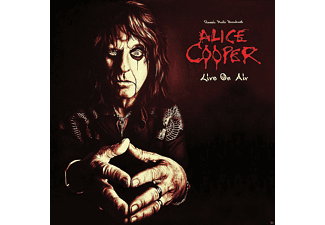 Alice Cooper - Live On Air - (Vinyl)