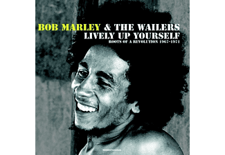 Bob Marley, The Wailers - Lively Up Yourself (2LP+MP3) - (LP + Download)