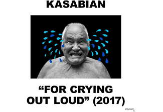 Kasabian - For Crying Out Loud - (Vinyl)