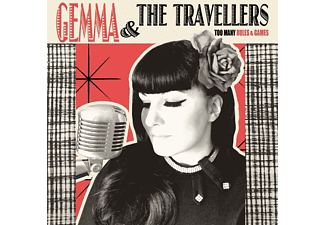 Gemma & The Travellers - Too Many Rules & Games - (CD)
