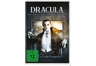 Dracula: Monster Classics - Complete Collection - (DVD)