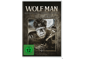 The Wolf Man: Monster Classics - Complete Collection (Clone 2) - (DVD)