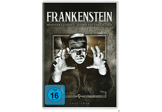 Frankenstein: Monster Classics - Complete Collection - (DVD)