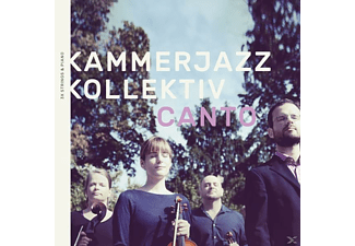 Kammerjazz Kollektiv - Canto (Special Ajazz Edition) - (CD)