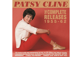 Patsy Cline - The Complete Releases 1955-62 - (CD)