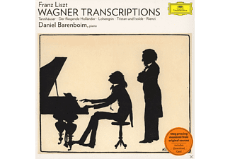 Daniel Barenboim - Wagner Transcriptions - (LP + Download)