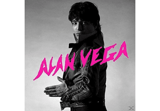 Vega Alan - Alan Vega (Ltd White Coloured 180g LP+MP3+Poster) - (LP + Download)