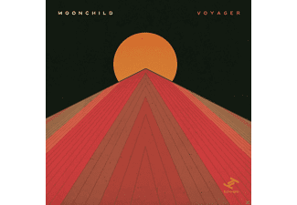 Moonchild - Voyager - (CD)