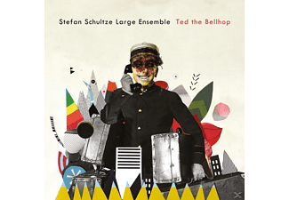 Stefan & Large Ensemble Schultze - Ted the Bellhop - (CD)