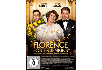 Florence Foster Jenkins - (DVD)