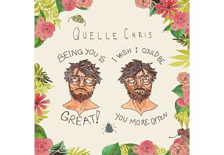 Quelle Chris - Being You Is Great - (CD)